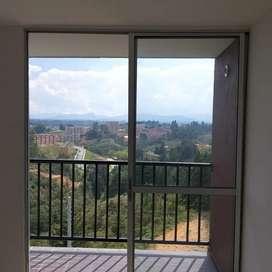 Hermoso Apto, último piso increíble vista