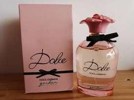Perfume DOLCE GABBANA garden mujer original
