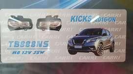 Halogeno Nissan kicks