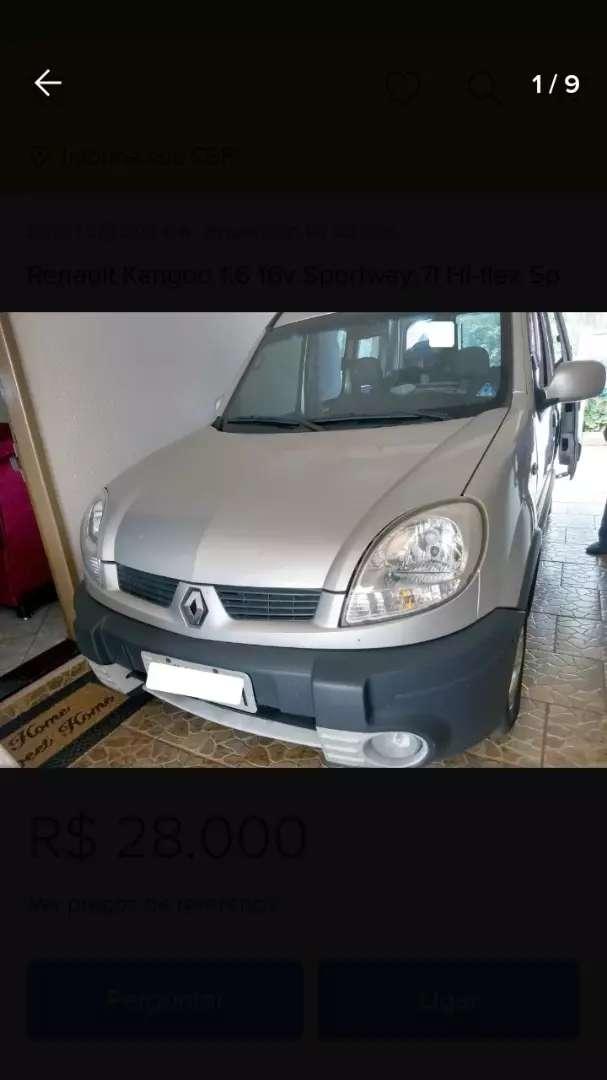 Renault Kangoo Solo con tu DNI