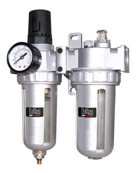Filtro Regulador Y Lubricador De Aire Compresor Bta 802806