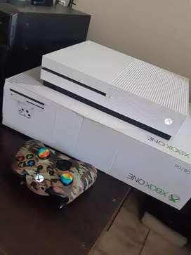 Xbox one s como nuevo