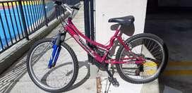 Vendo cicla de cambios