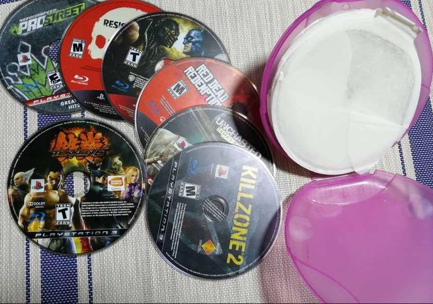 Venta 7 Juegos Originales para Playstation 3 0
