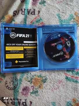 Vendo FIFA 21