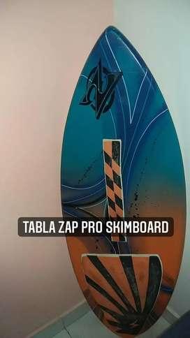 Tablas Skimboard zap PRO