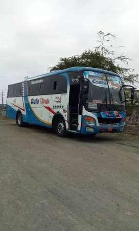 Bus Hino cooperado interprovincial costa norte