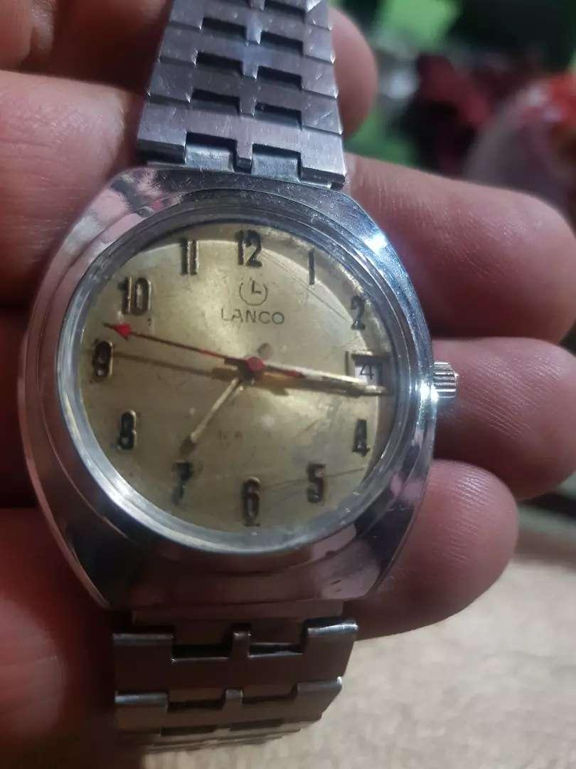 Reloj lanco 0