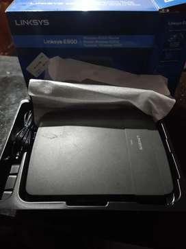 Router lynksys e900