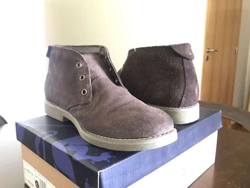 Zapatos de hombre chocolate 0