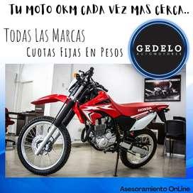 Obtené tu moto/ auto financiada con CUOTAS FIJAS y EN PESOS sólo con DNI!!!