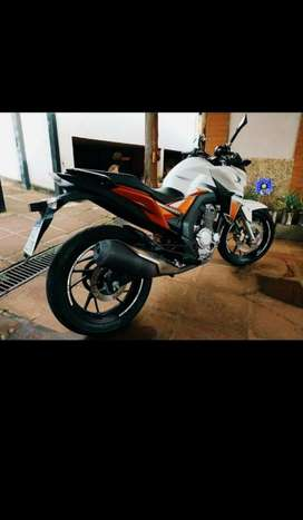 Honda CB250 Twister, La Mejor, Única.