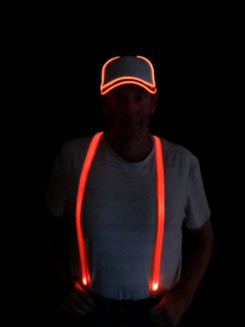 Tirador Led Luminoso - Cotillón LED Novio Casamiento 0
