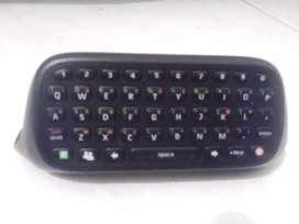Teclado chatpad Xbox 360