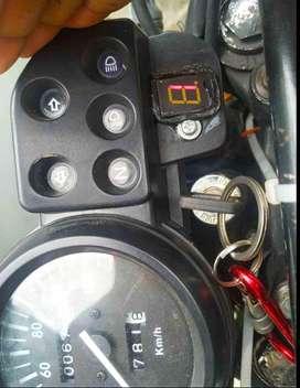 Vendo moto traxx