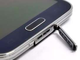 tapa o tapon impermeable para samsung S5 Q7