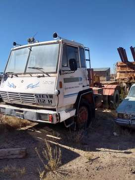 Camio esteyr mecanica escania 112