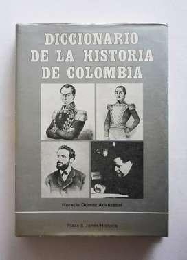 Horacio Gomez A. - Diccionario de la Historia de Colombia