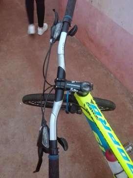 Vendo Bici Rodado 29 Pro 100 Aluminio