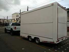 Trailer multiusos