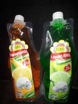 Productos de limpieza en venta