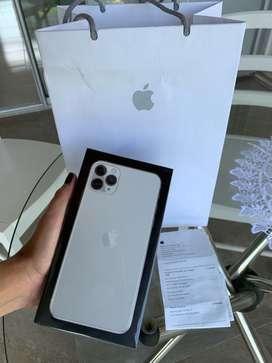 iPhone 11 pro max 256 GB nuevo sellado