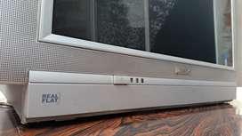 Tv Phillips 29'' Real Flat (usada)
