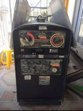 Alquiler de moto soldador disel 400 amp 110v y 220v