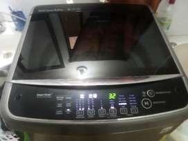 Lavadora LG 14kg Smart drum inverter