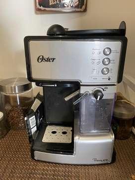 Maquina cafe oster prima latte