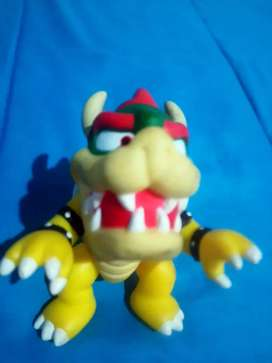 Figura nintendo Bowser Amiibo - Impor tación De Japón (super Smash Bros Serie