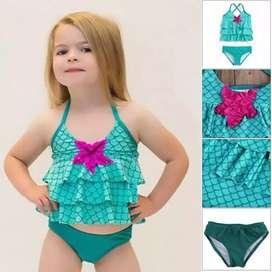 Vestido de baño para niña