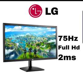 Monitor Lg 75hz 2ms Fullhd