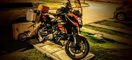 KTM 990 súper moto touring