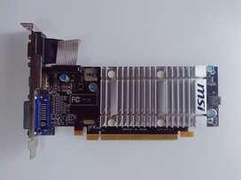 Tarjeta Gráfica MSI Radeon HD 5450 1GB