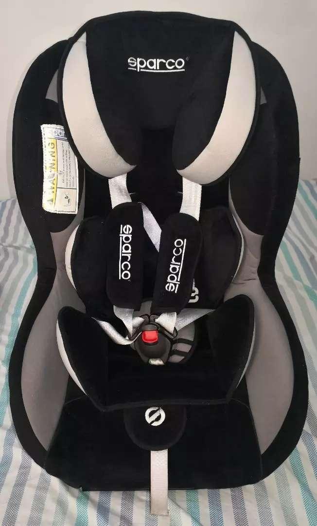 Asiento de auto para bebe sparco 0