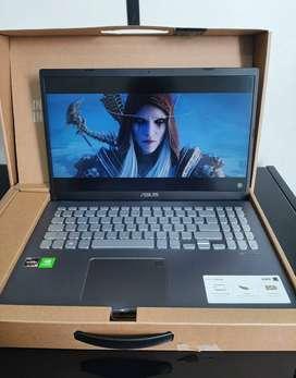 !!SEGUNDAZO BACANO!!  PORTATIL: ASUS M509D  PROCESADOR: AMD RYZEN 5 3500U  MEMORIA RAM: 8GB  DISCO SOLIDO: 480GB