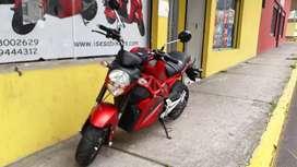 Motocicleta eléctrica High Power, baterio ion-litio 72v 40 ah
