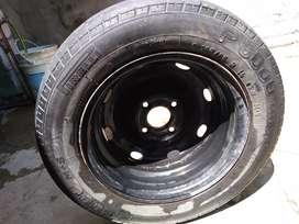 Vendo rueda armada 185/65/14