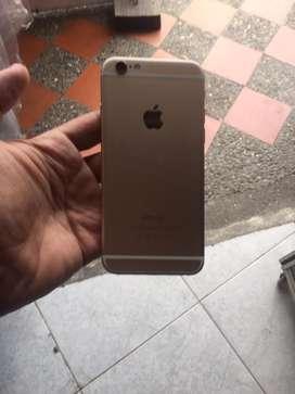 Sr solo venta iPhone 6 original dorado perfecto estado