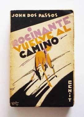 John Dos Pasos - Rocinante Vuelve al Camino