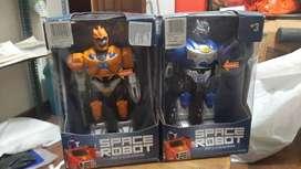 ROBOT SPACIAL