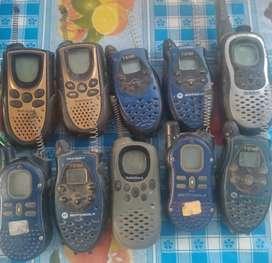 radios walkie talkie