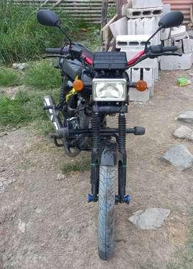 Vendo Moto Coronel 150