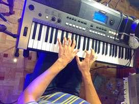 Clases particulares de piano , clases presenciales y virtuales