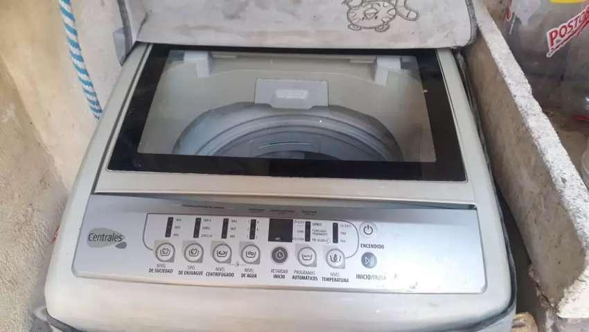 Lavadora centrales digital 0