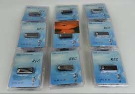 Mini Grabadora para periodista 8gb mp3 y reproductor de musica mp3