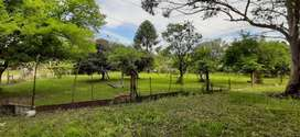 Vendo Terreno 30 × 50 Villa Fabiana Norte