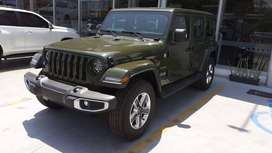 WRANGLER UNLIMITED SAHARA 4X4 3.6L AT