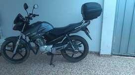 Moto Yamaha 2013